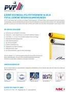 PVF GmbH Flyer Beta-Serie Kachelfoto deutsch