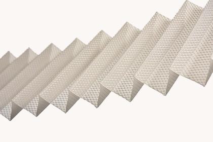 Fabricated mesh