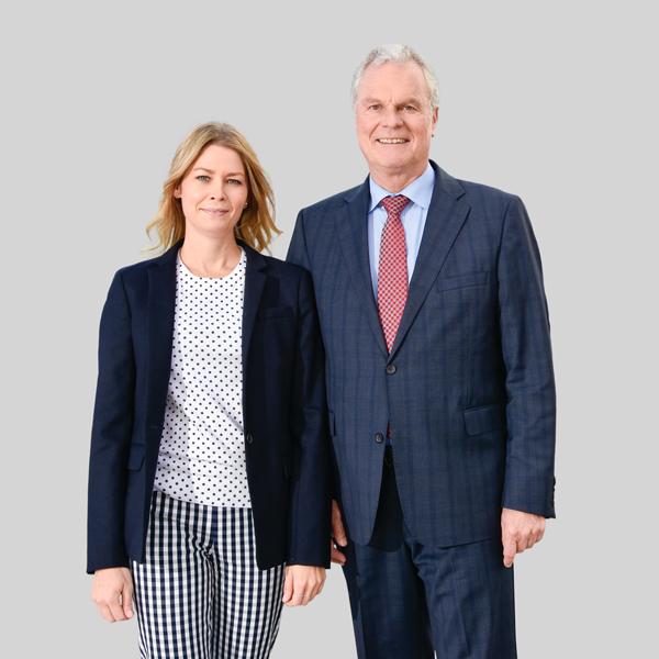 Foto der Geschäftsinhaber der PVF GmbH