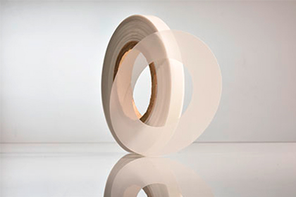 Picture of a cutted roll from PVF GmbH