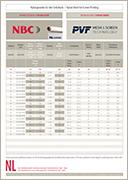 PVF GmbH   Flyer NYLON-SERIES