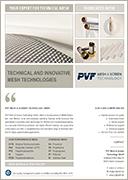PVF GmbH   Flyer TECHNICAL MESH