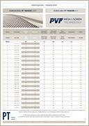 PVF GmbH   Flyer Industrial PT - POLYESTER Mesh