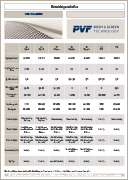 PVF GmbH | Flyer Materialeigenschaften Industriegewebe
