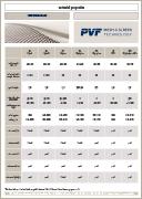 PVF GmbH   Flyer material properties   Industrial Mesh